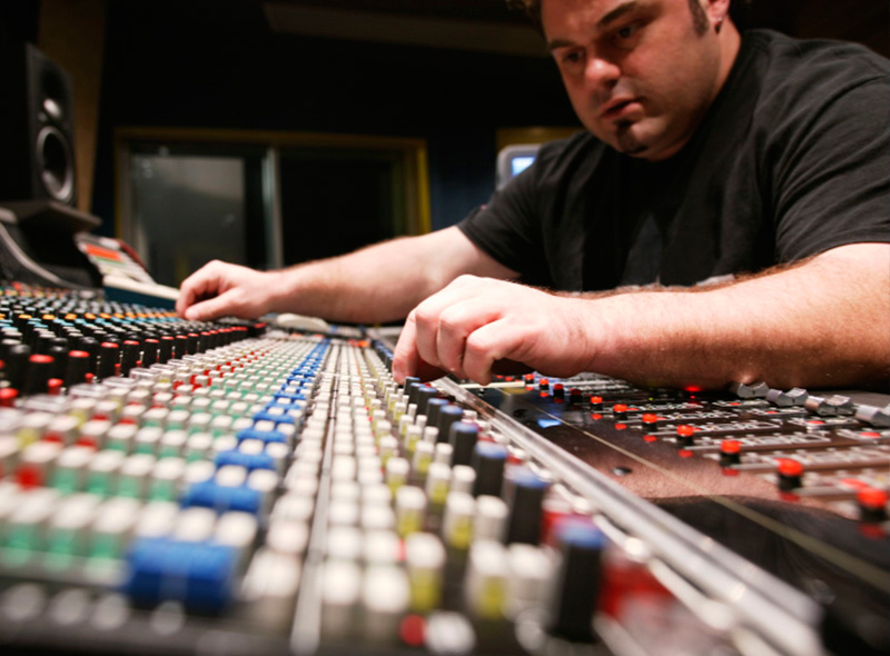 Equipment Rental, Recording Studio and Audio Mastering